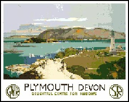 Plymouth GWR