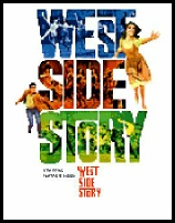 West Side Story 134 x 171 - 55 colours