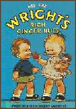 Wright's Ginger Nuts